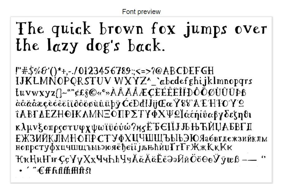 Zinon Handwritten Font example image 4