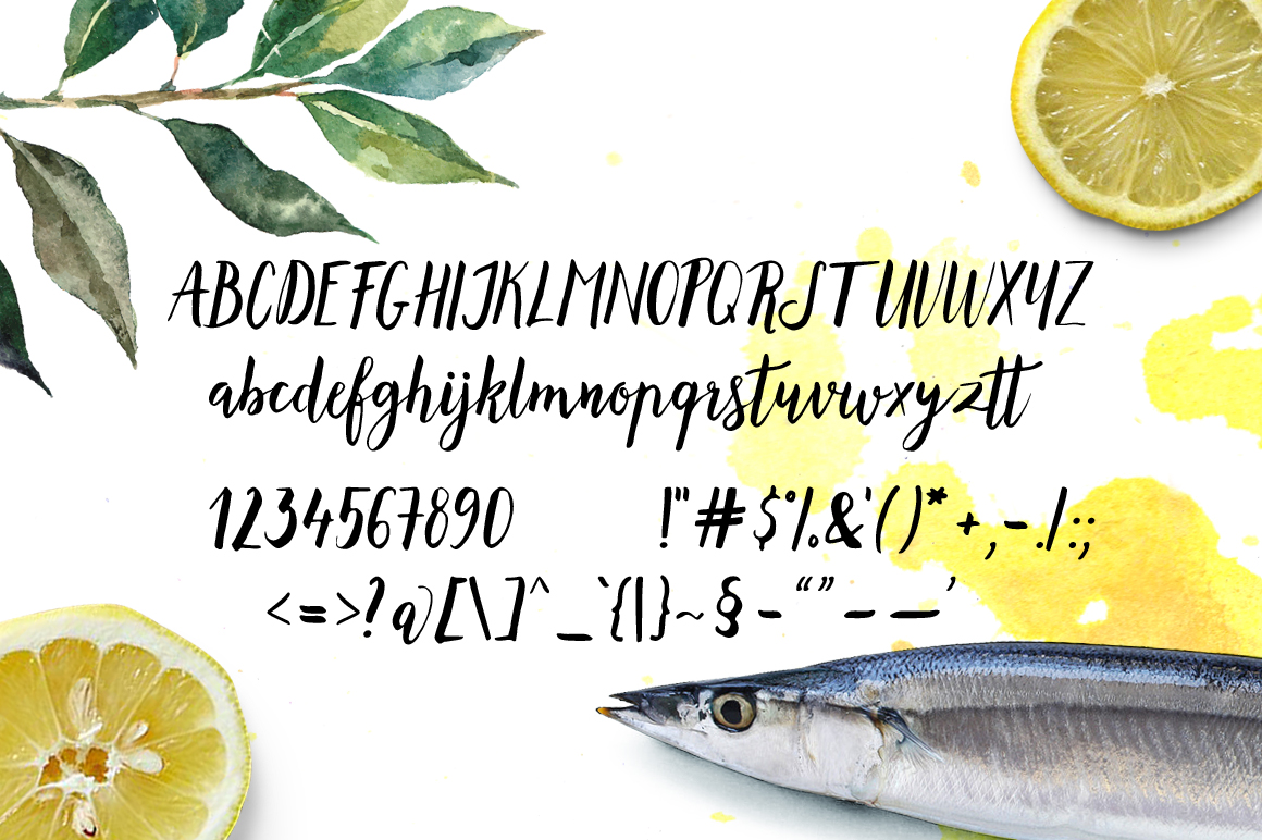 Lemonfish example image 7