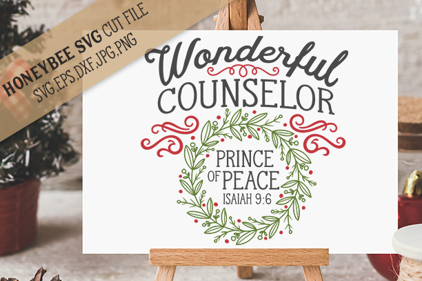 Prince Of Peace svg example image 1
