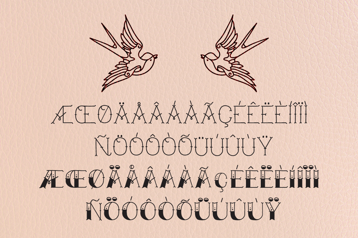 True Mama | Typeface Duo example image 6