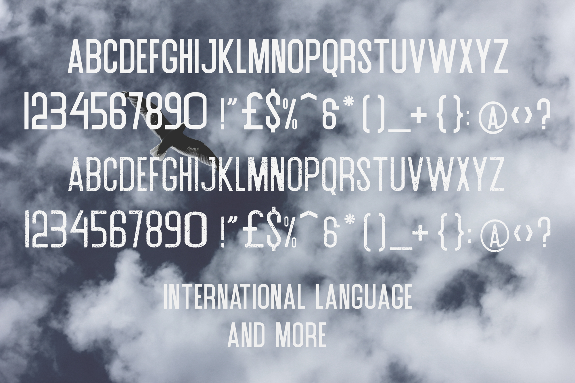 Winrun Typeface example image 4