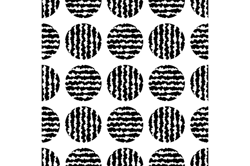 Set of 12 seamless vector backgrounds with abstract geometric pattern. example image 12