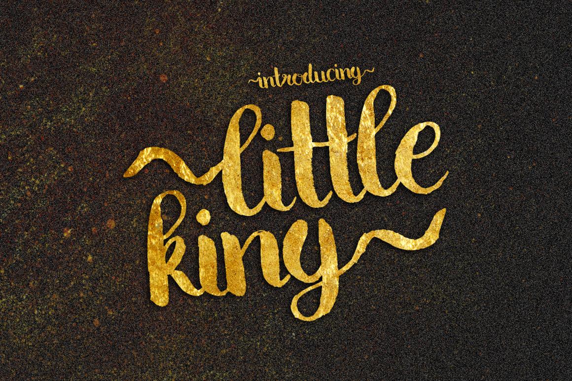 Little King Script example image 1