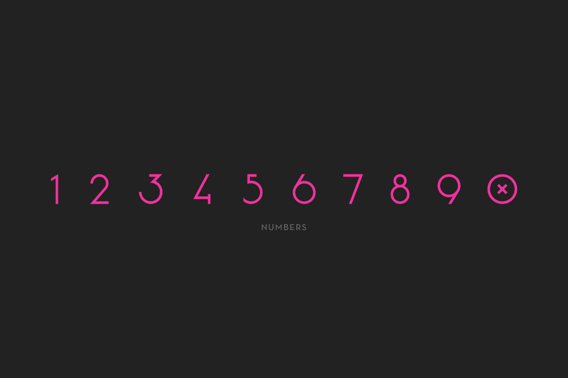 Vision - Font Family example image 8