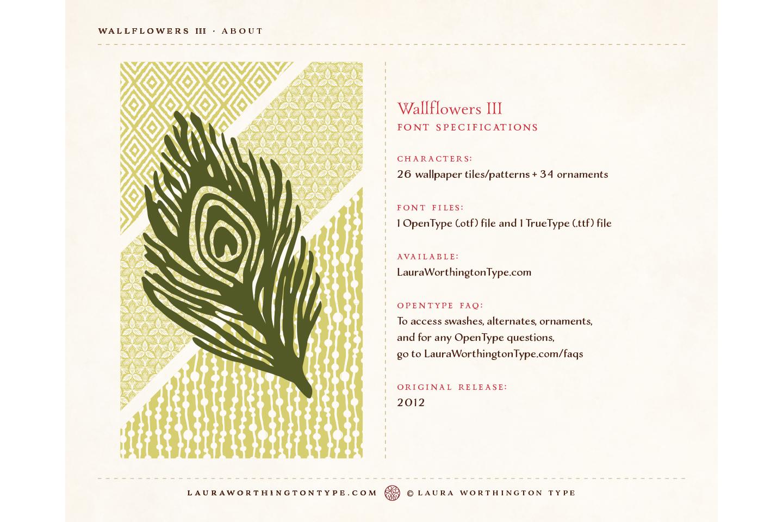 Wallflowers III example image 14
