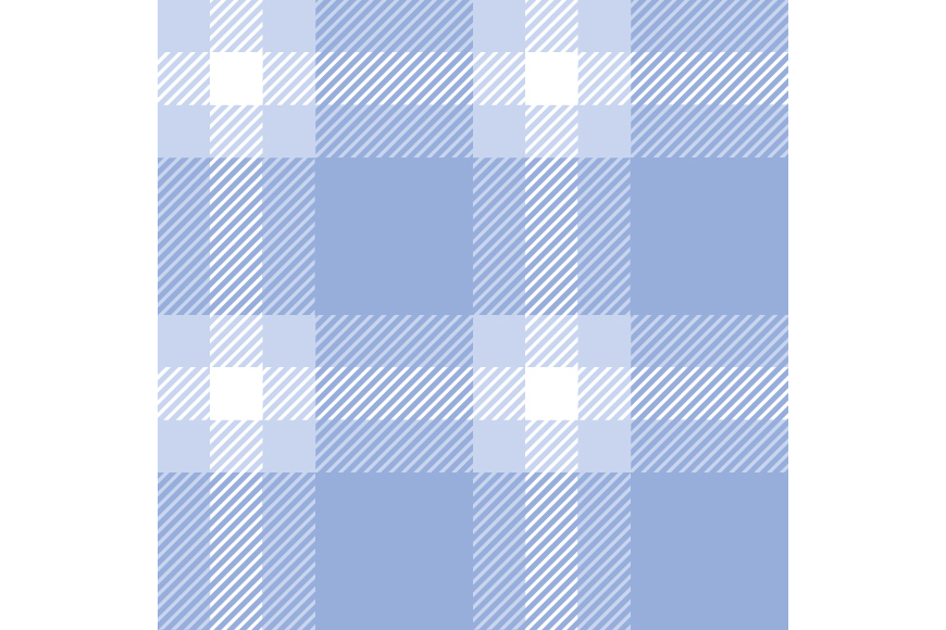 Set of 12 seamless vector tartan backgrounds.  example image 10
