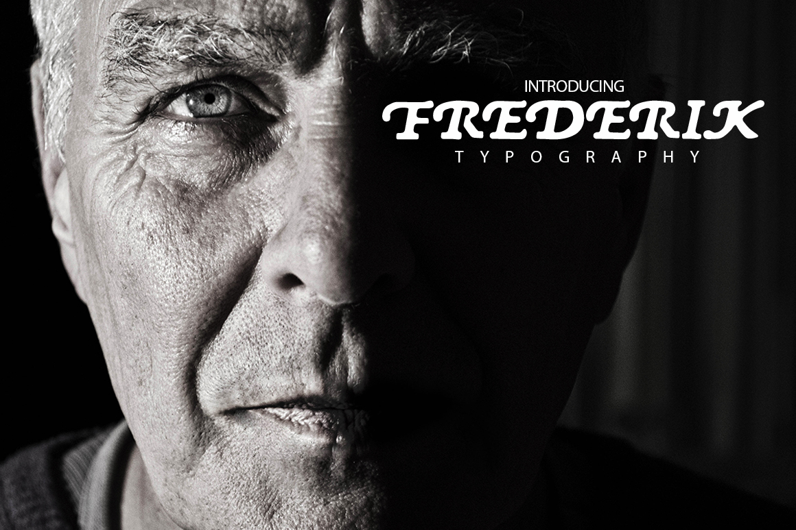 My name is Frederik example image 1
