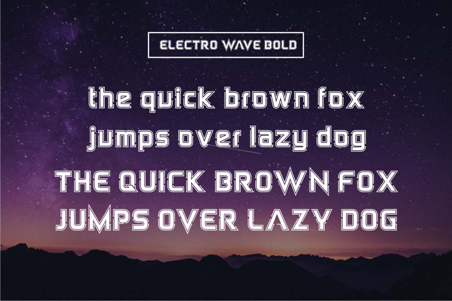 Electro Wave example image 10