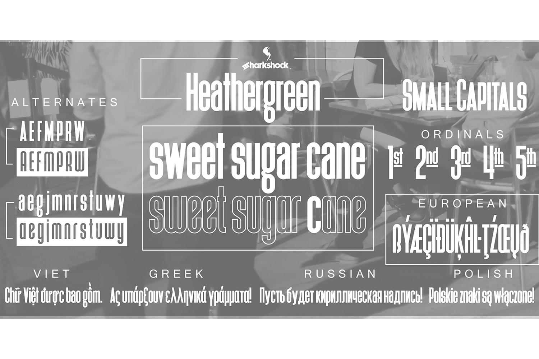 Heathergreen features