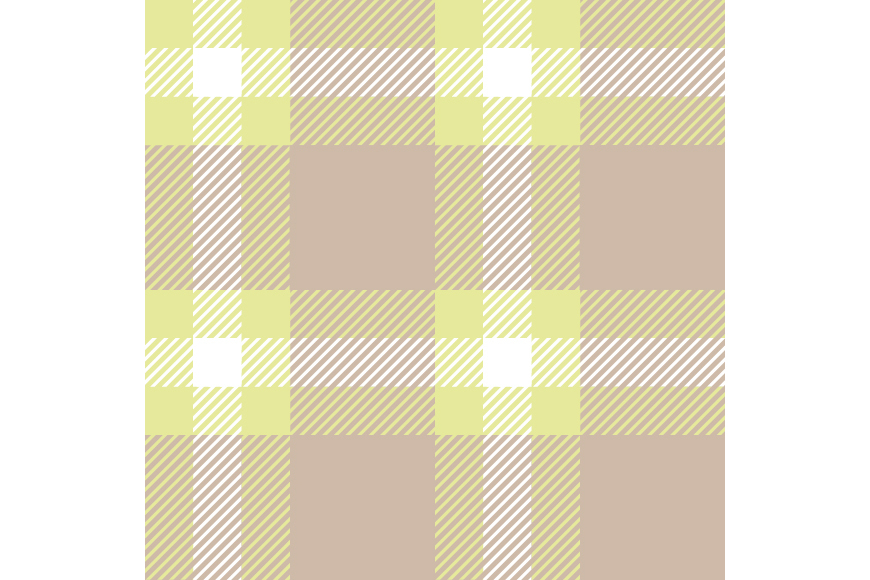 Set of 12 seamless vector tartan backgrounds.  example image 5