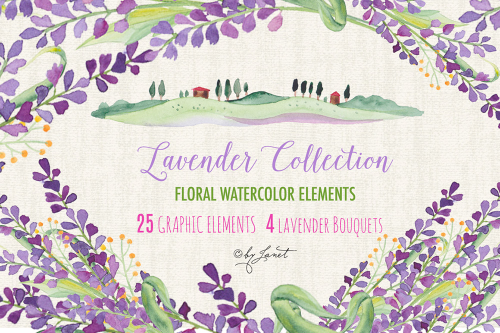 Lavender Collection example image 1