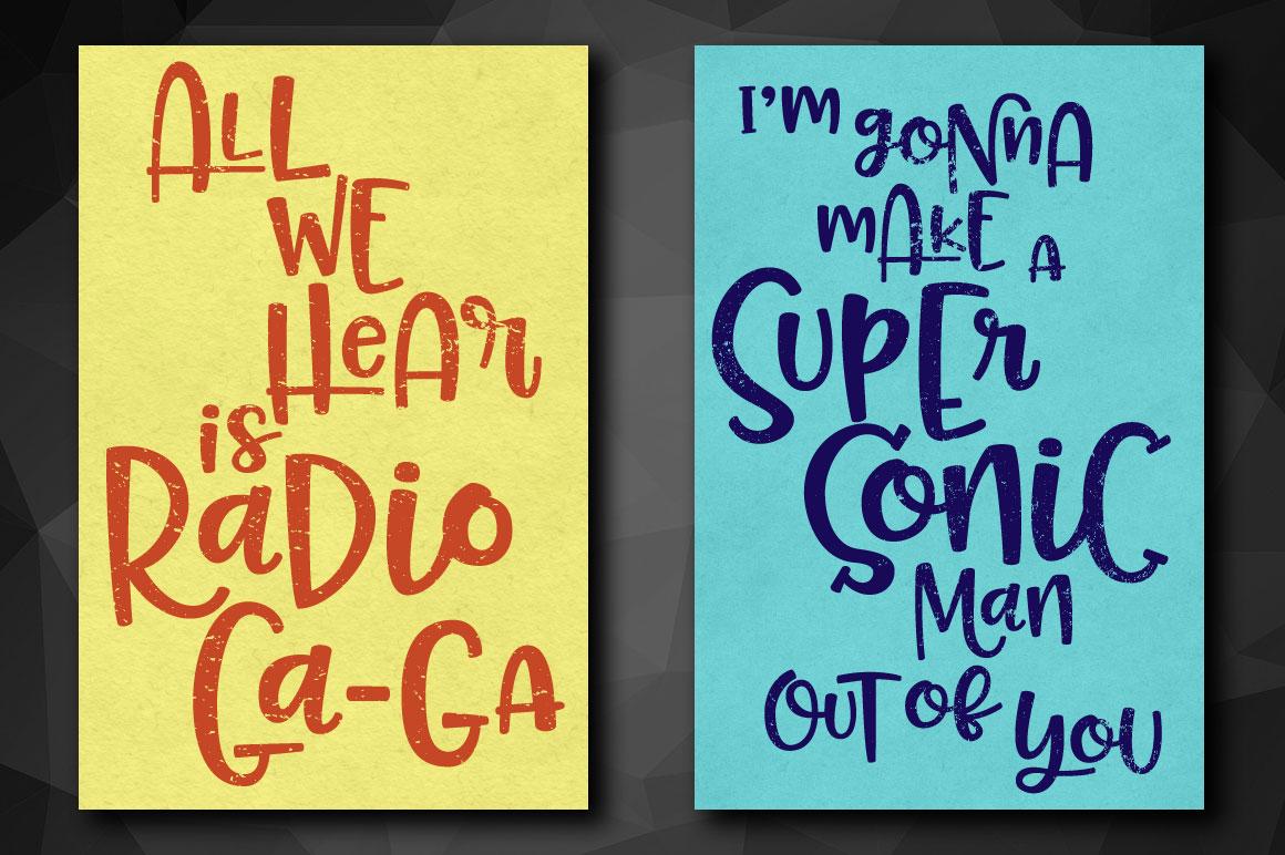 Pinsetter - three fun fonts!