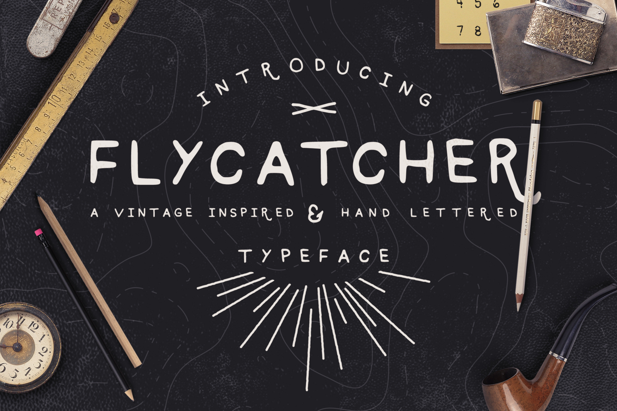 Flycatcher Cover