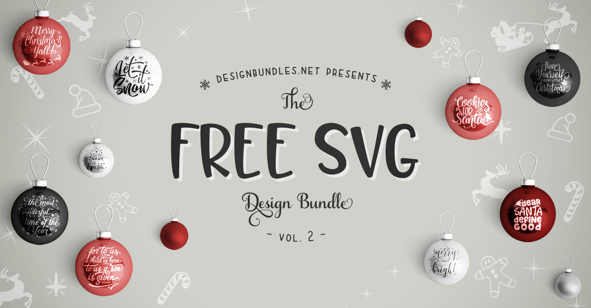 Free Svg Bundle Ii Design Bundles