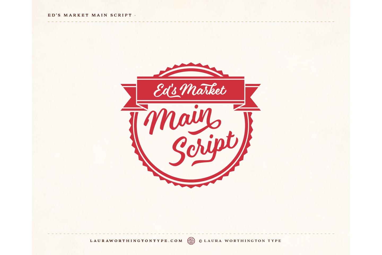 Ed's Market Main Script example image 2