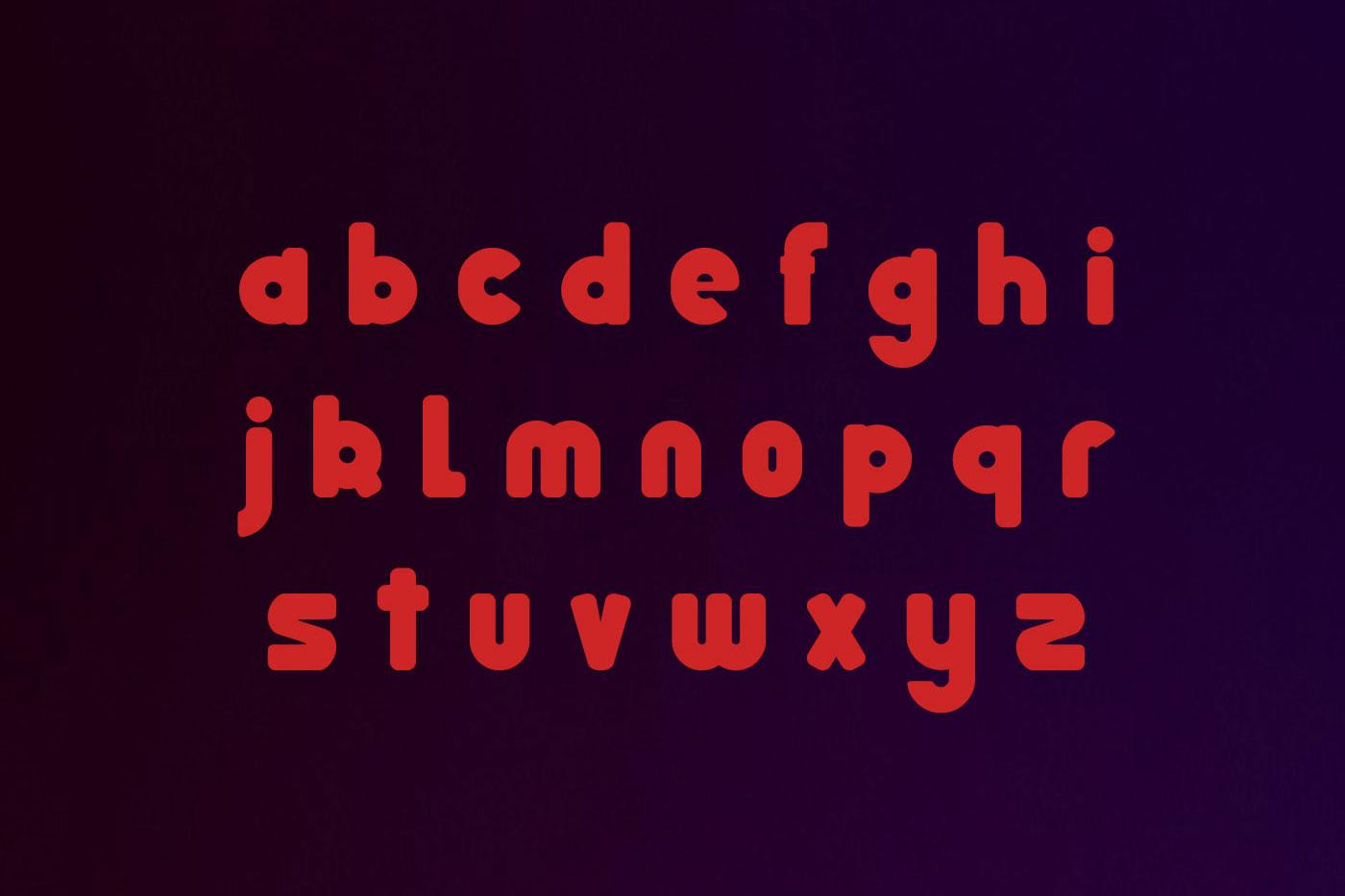 Styllo Display Typeface example image 3