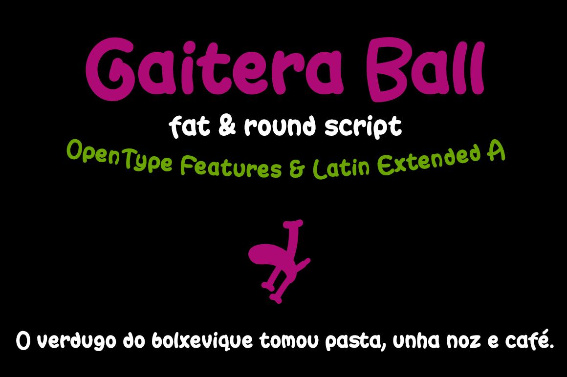Gaitera Ball example image 1