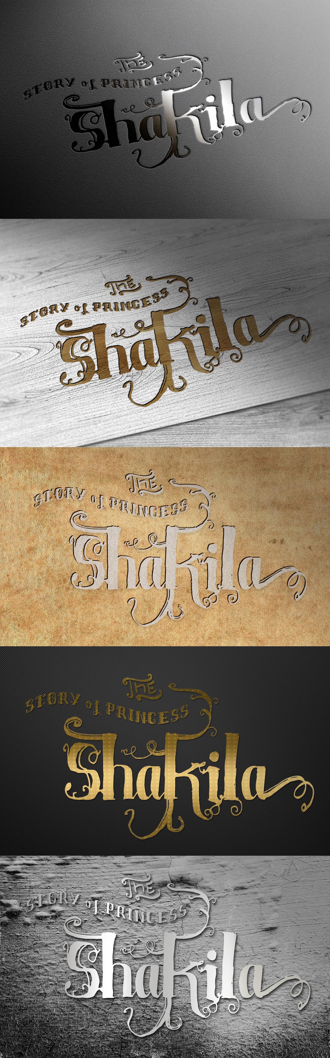Shakila Typeface Hand Drawn Ornament example image 3
