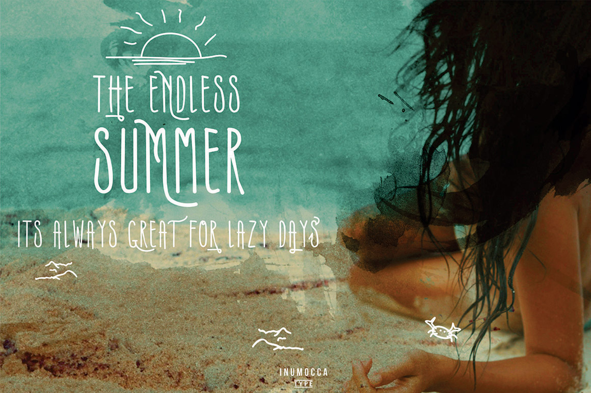 Summers Typeface example image 5