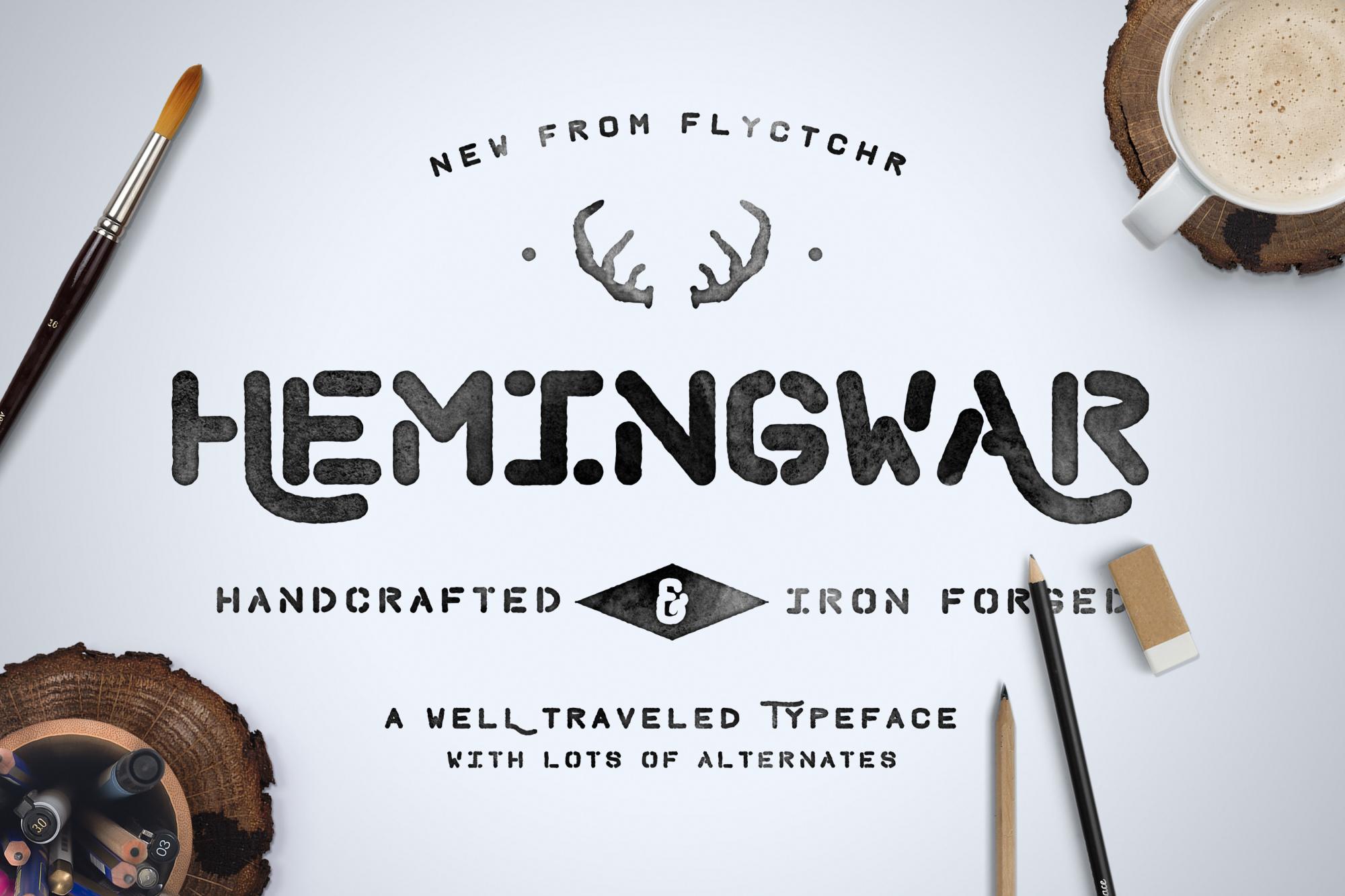 Hemingwar Cover