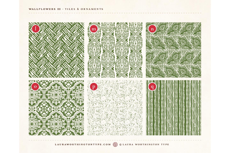 Wallflowers III example image 12