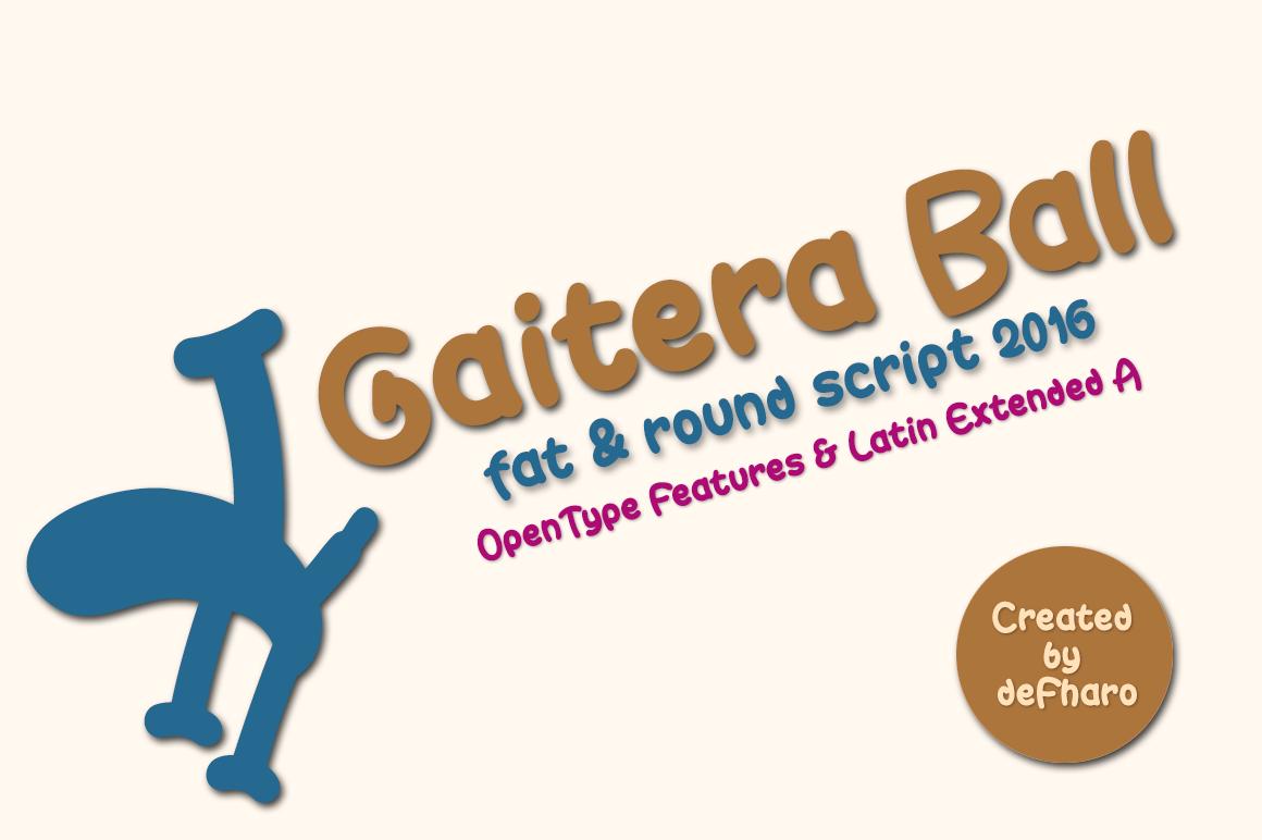 Gaitera Ball example image 5