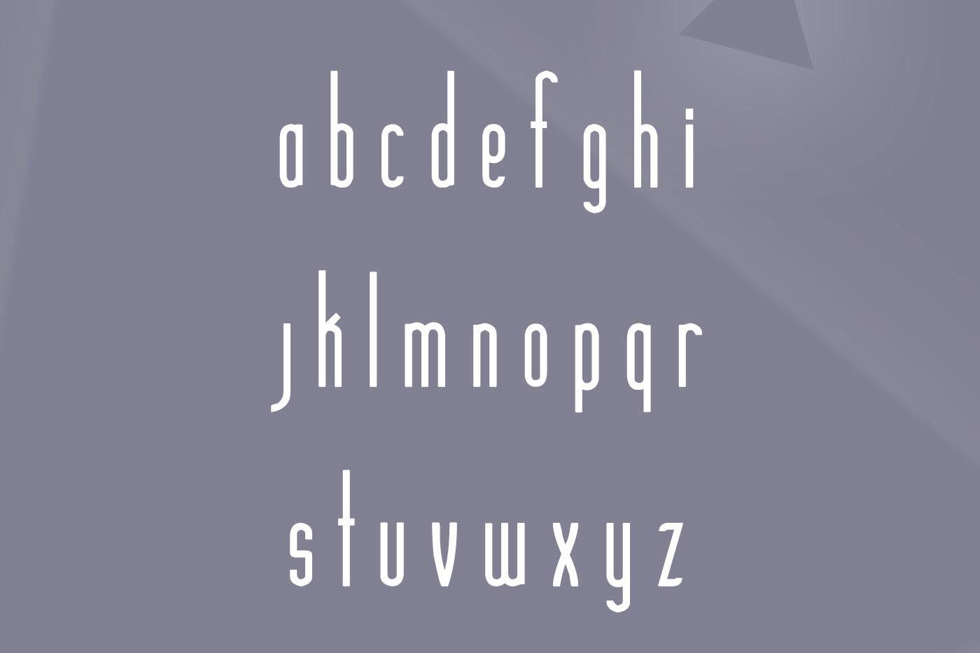 Audovera typeface example image 3