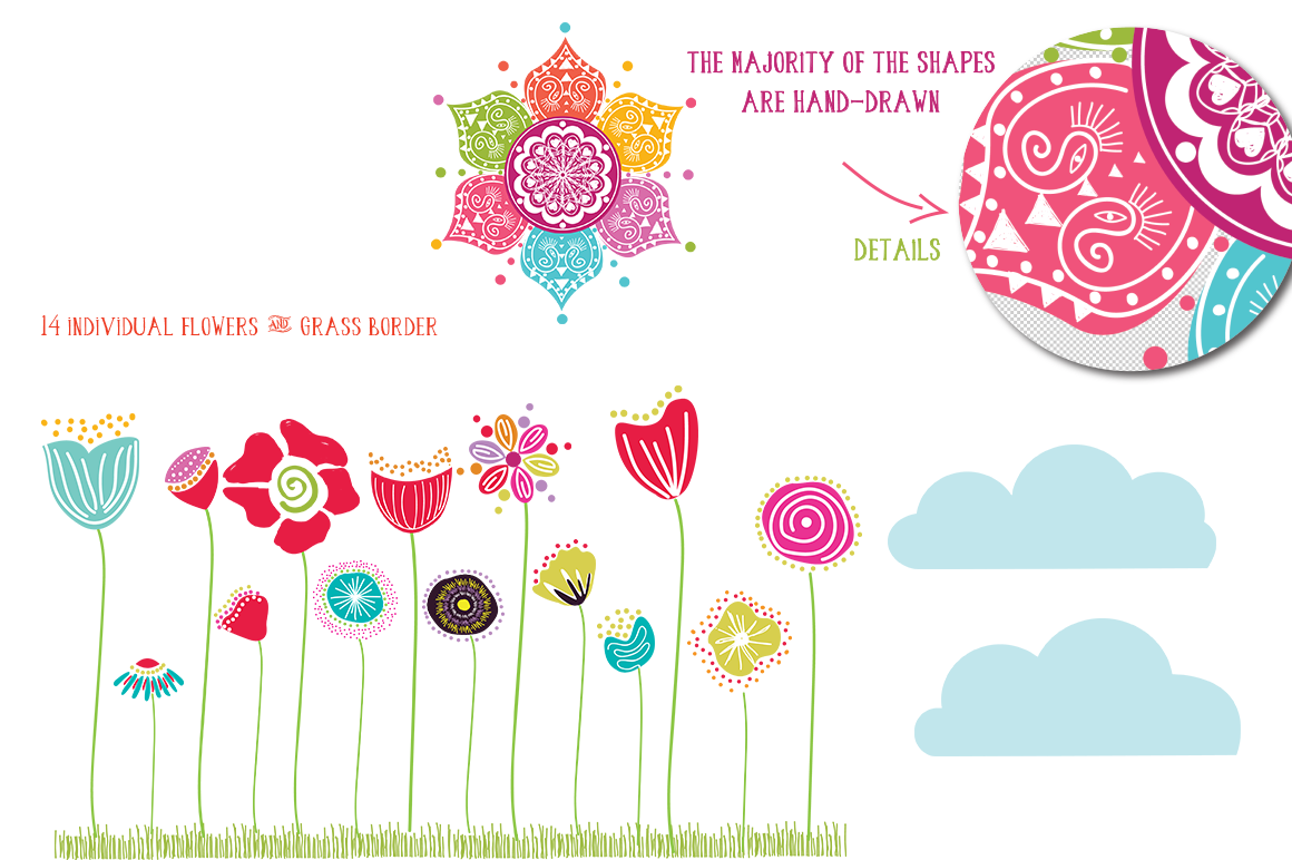 Playful Summer Colorful Bohemian example image 17