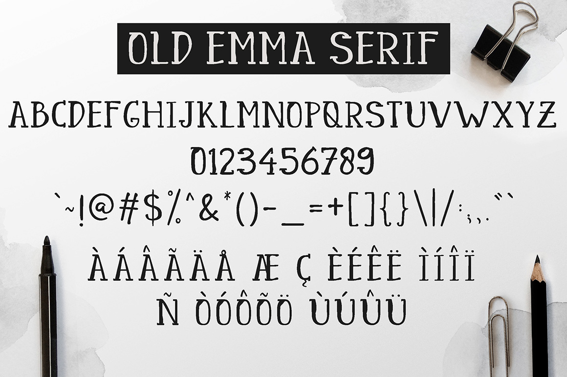 Old Emma example image 7