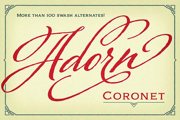 Adorn Coronet example image 1