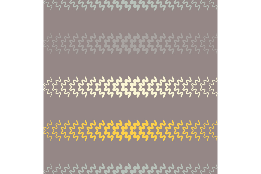 Set of 12 boho seamless vector backgrounds. example image 11