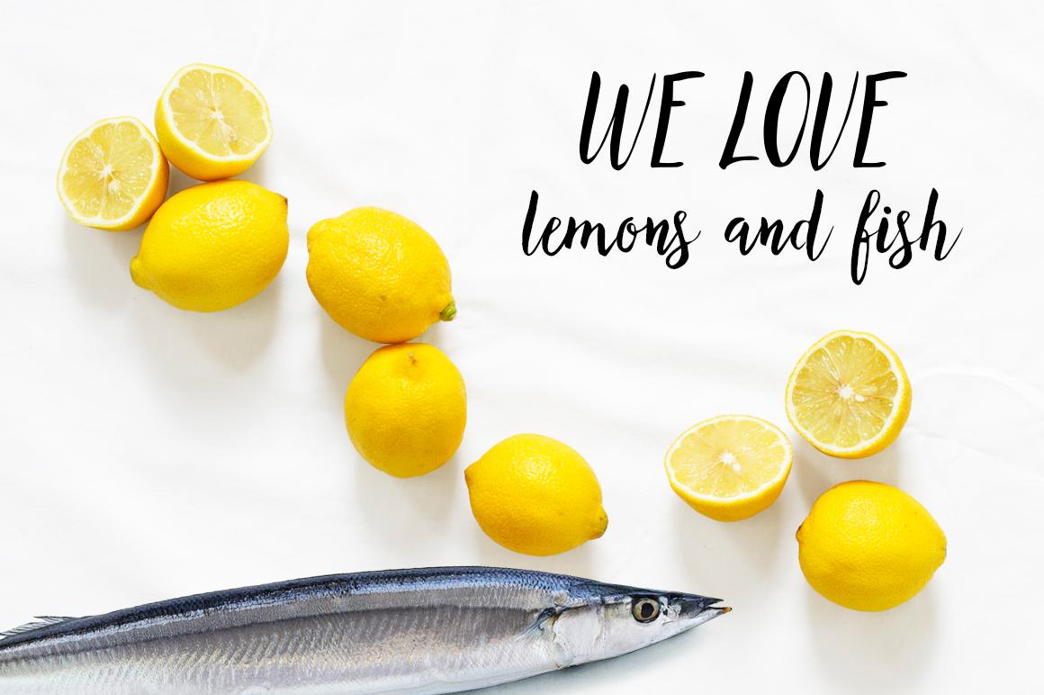 Lemonfish example image 3