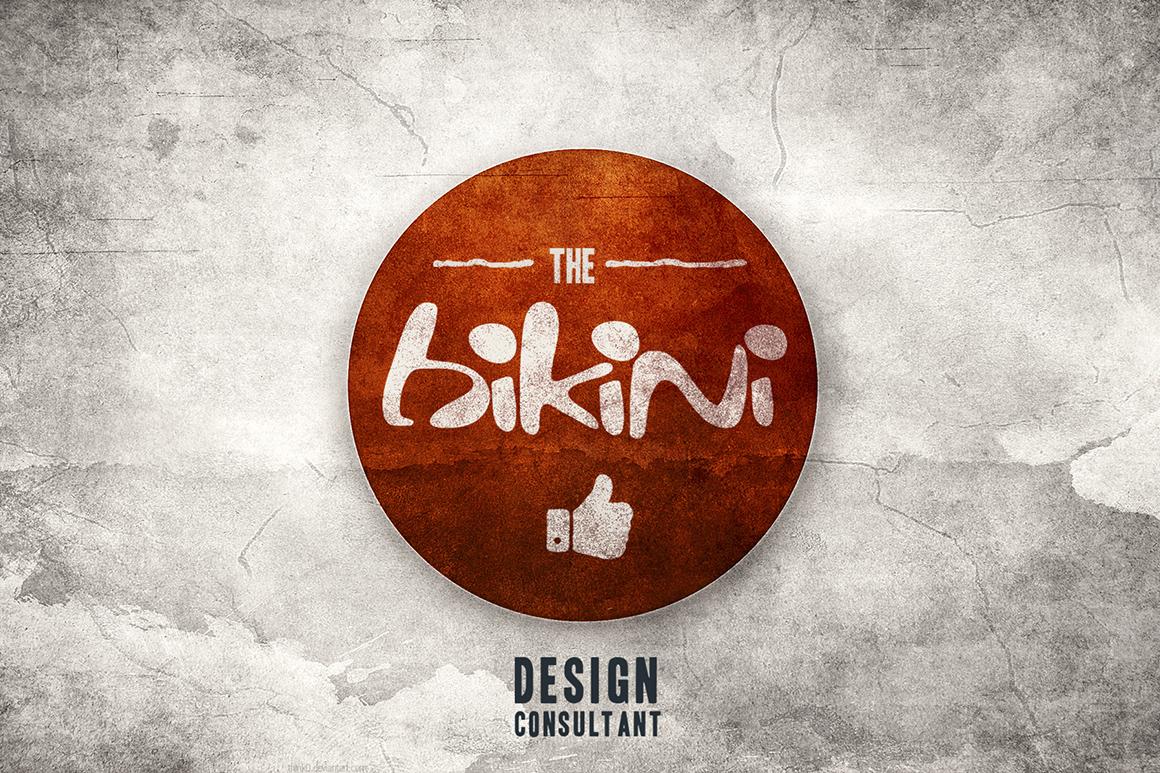 Kikuri Typeface  Extras example image 4