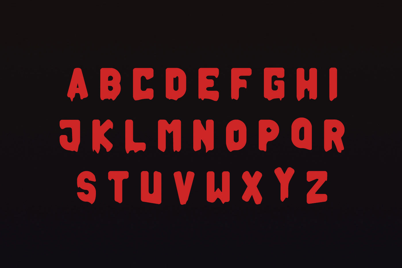 Pumpkin typeface example image 8