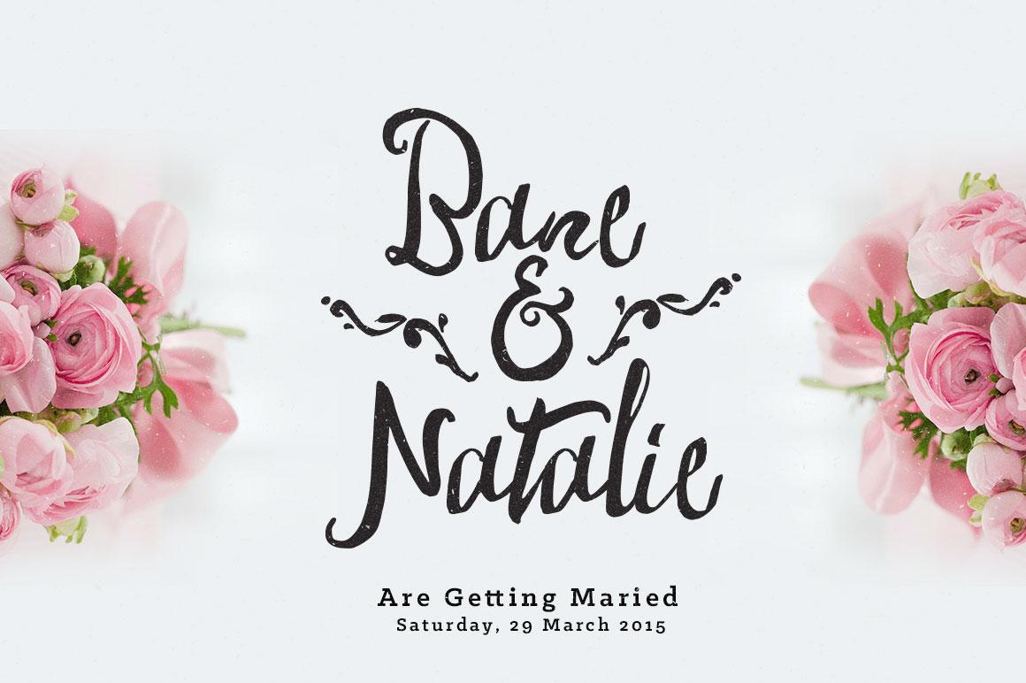 Swirlesque Typeface example image 4