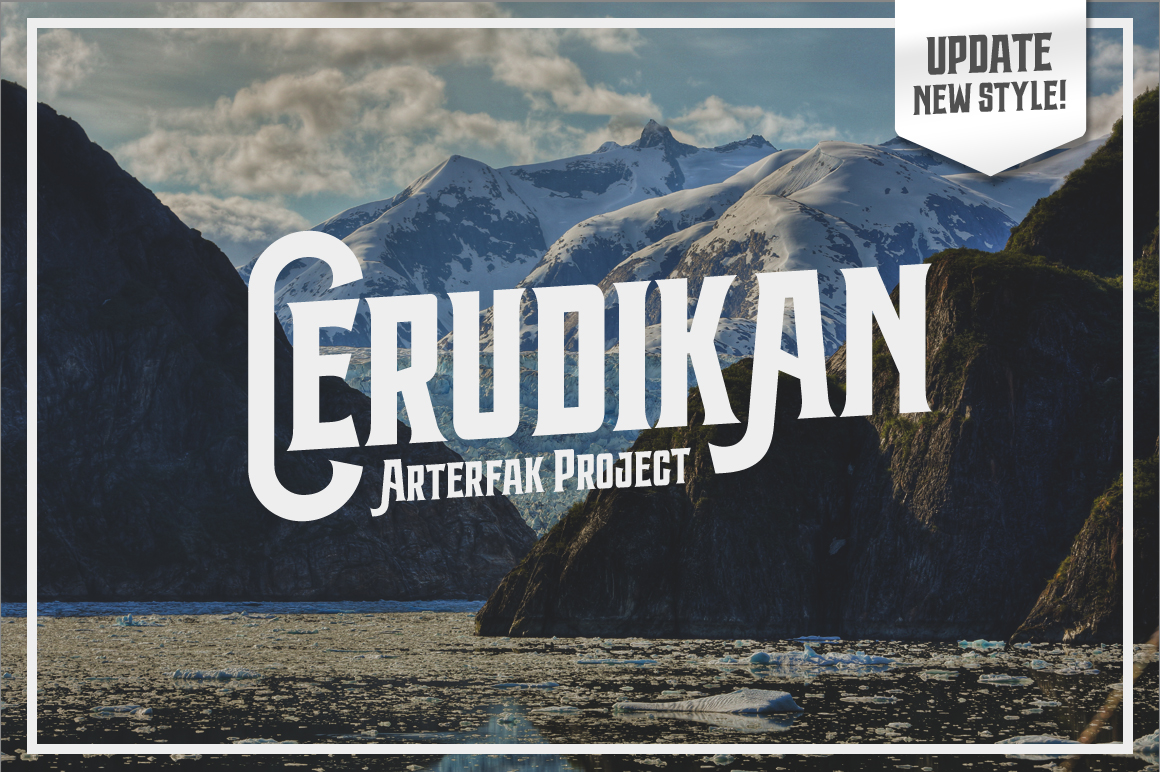 Cerudikan Typeface example image 4