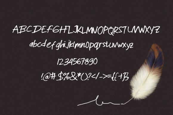 Binzo Font example image 3