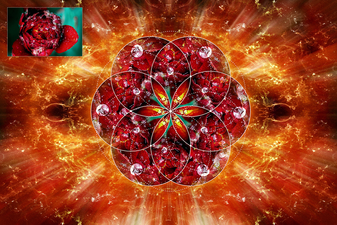 Sacred Geometry Generator example image 4