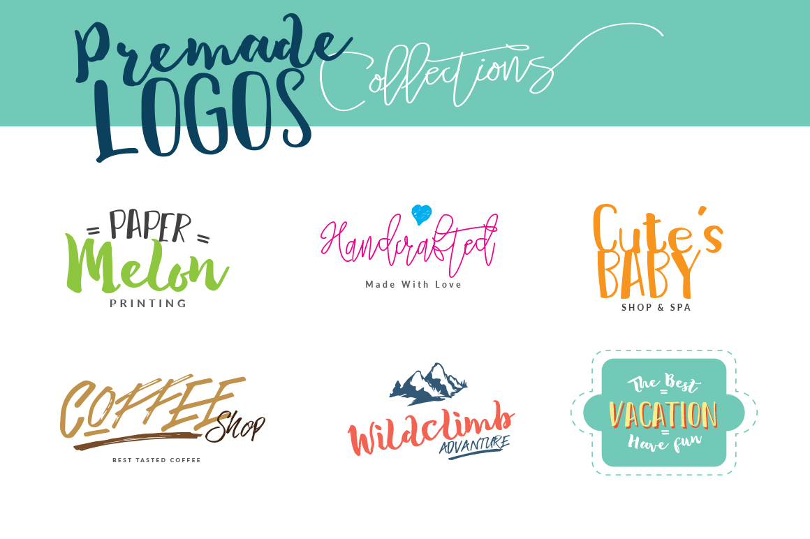 The Tropical - 5 Fonts - 40% OFF example image 9