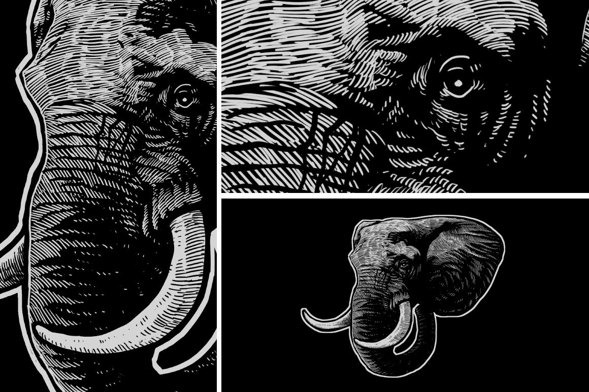 Elephant Art example image 5