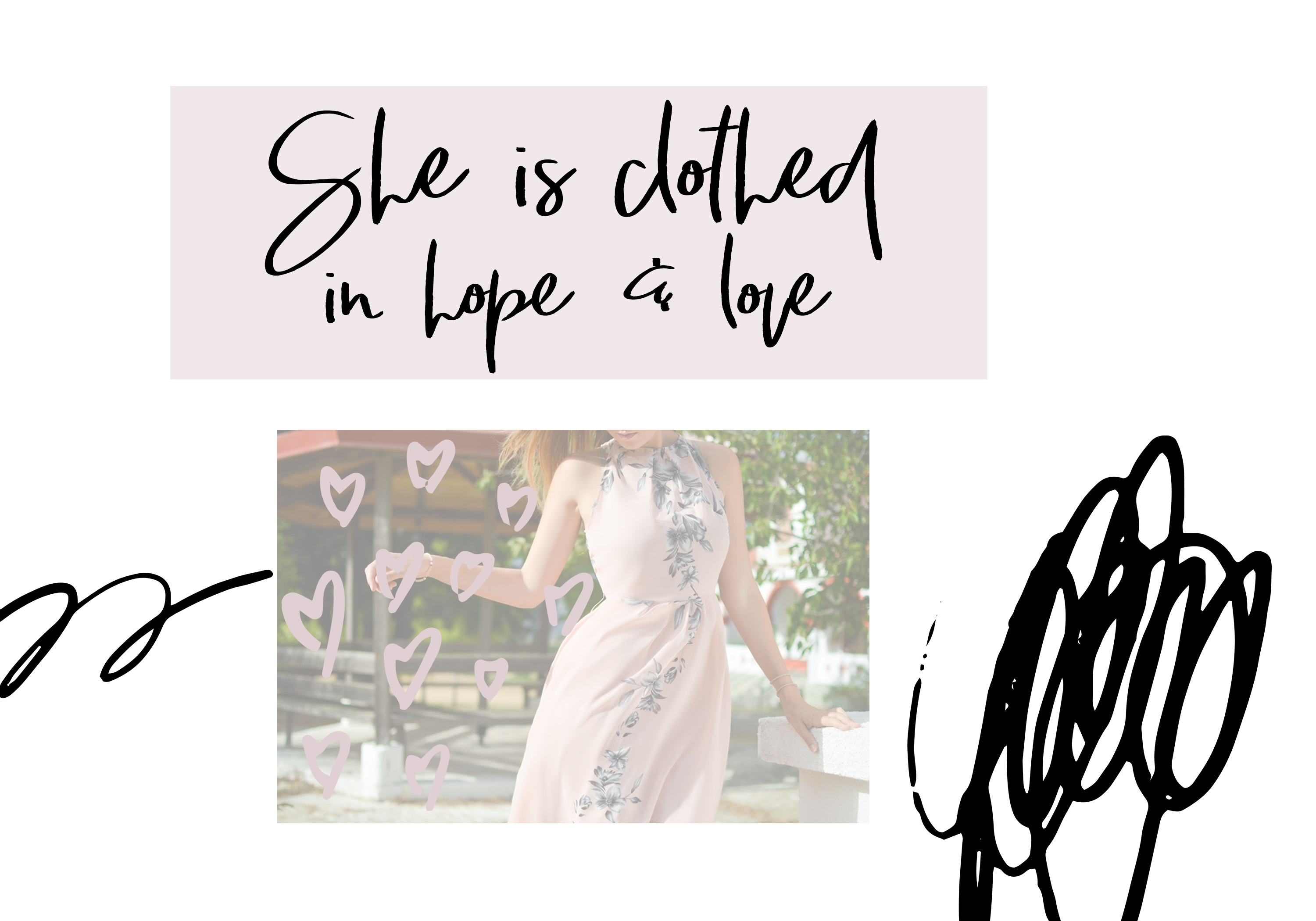 Mademoiselle - Chic Brush Font example image 10