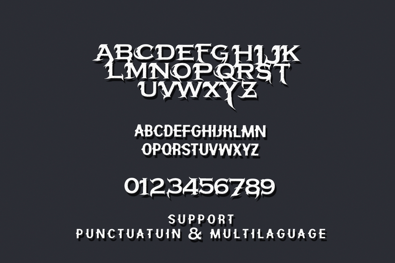 Hypothesis Typeface example image 5