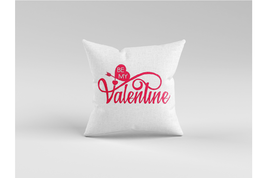 BE MY Valentine JPEG, PNG, SVG, DXF, EPS example image 3