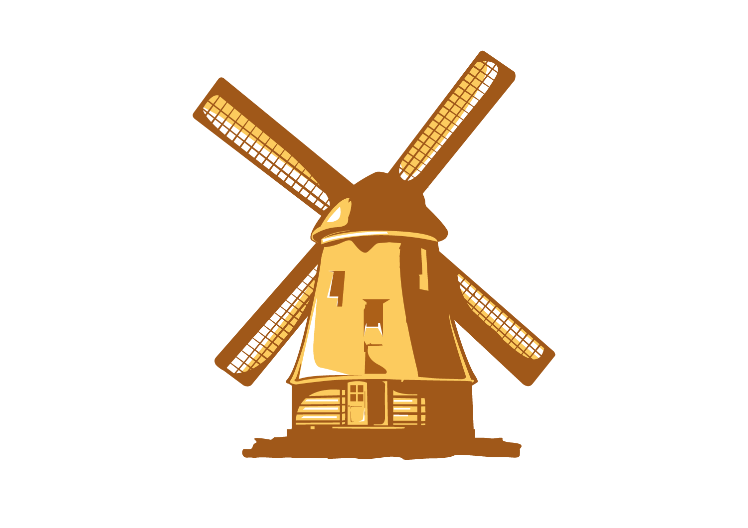 Vector Windmill example image 1
