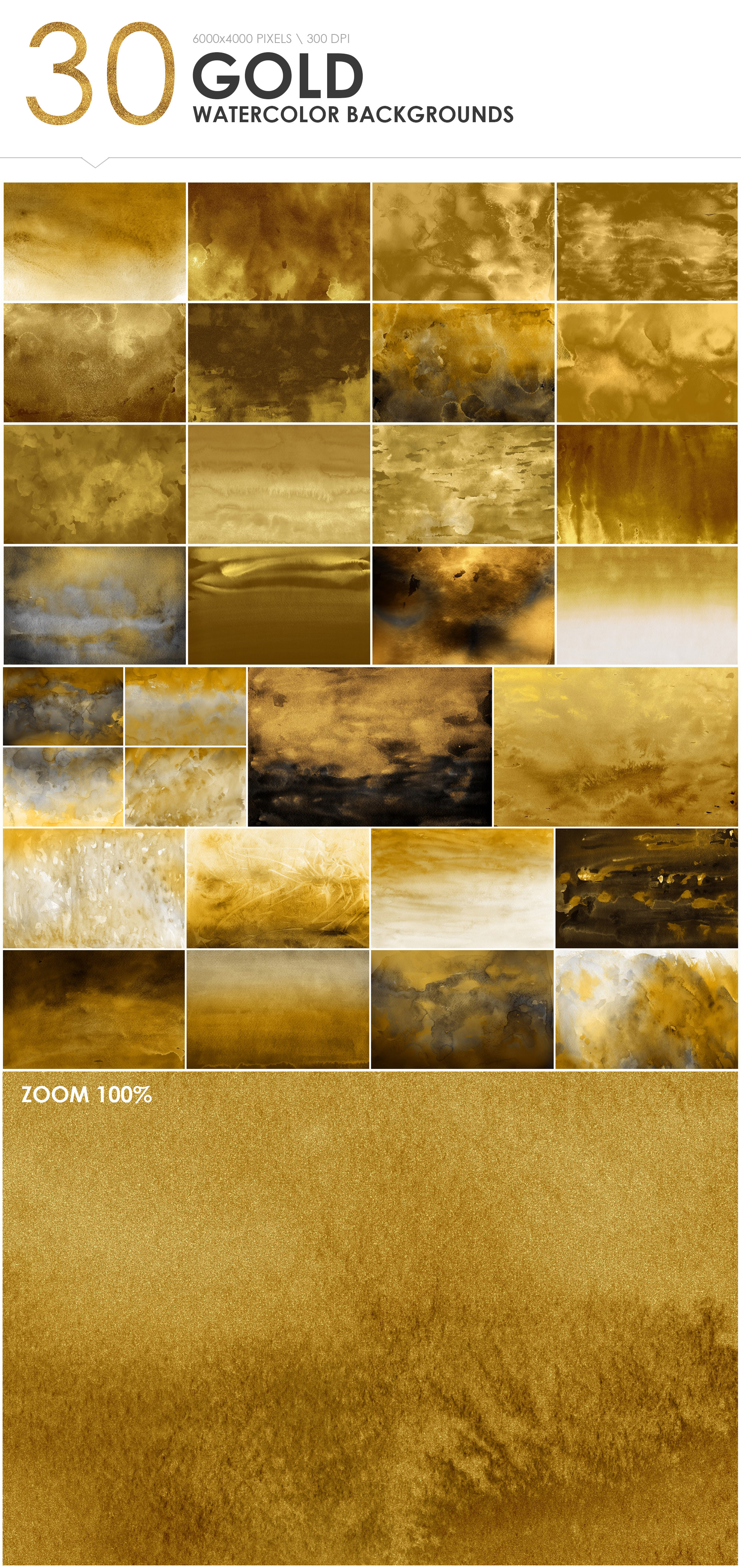 300 Diverse Watercolor Backgrounds example image 6