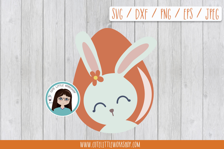 Svg Easter Bundle svg, dxf, png, eps example image 2
