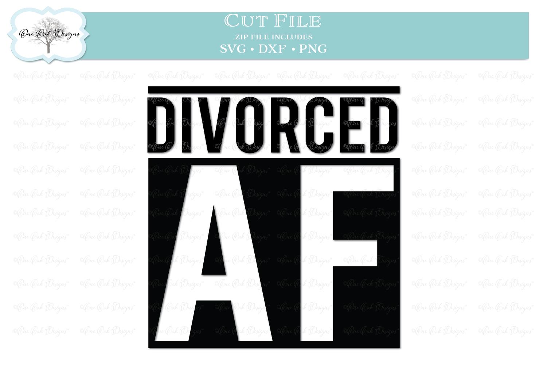Divorced AF example image 1