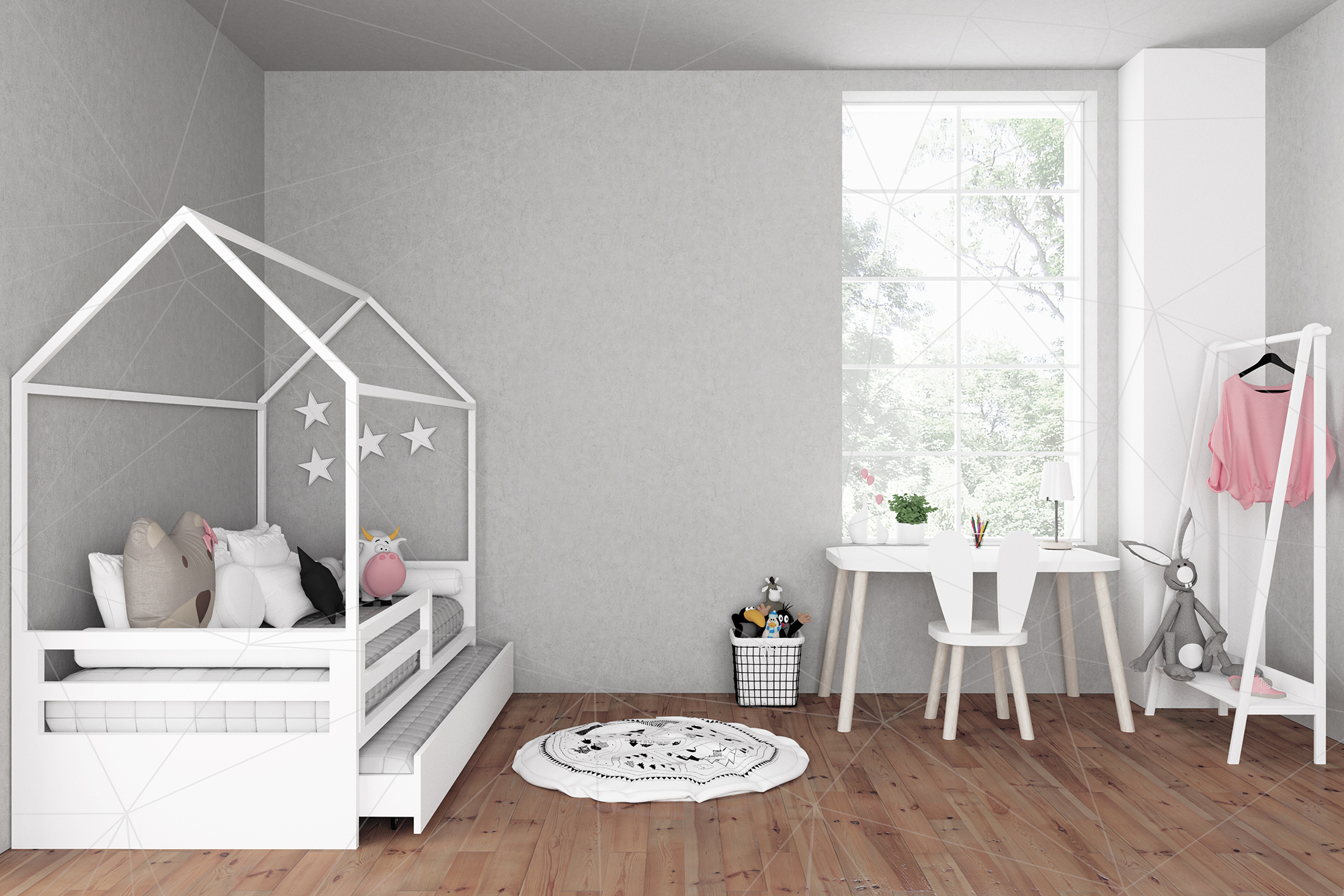 Nursery interior bundle - 10 images 60 off example image 8