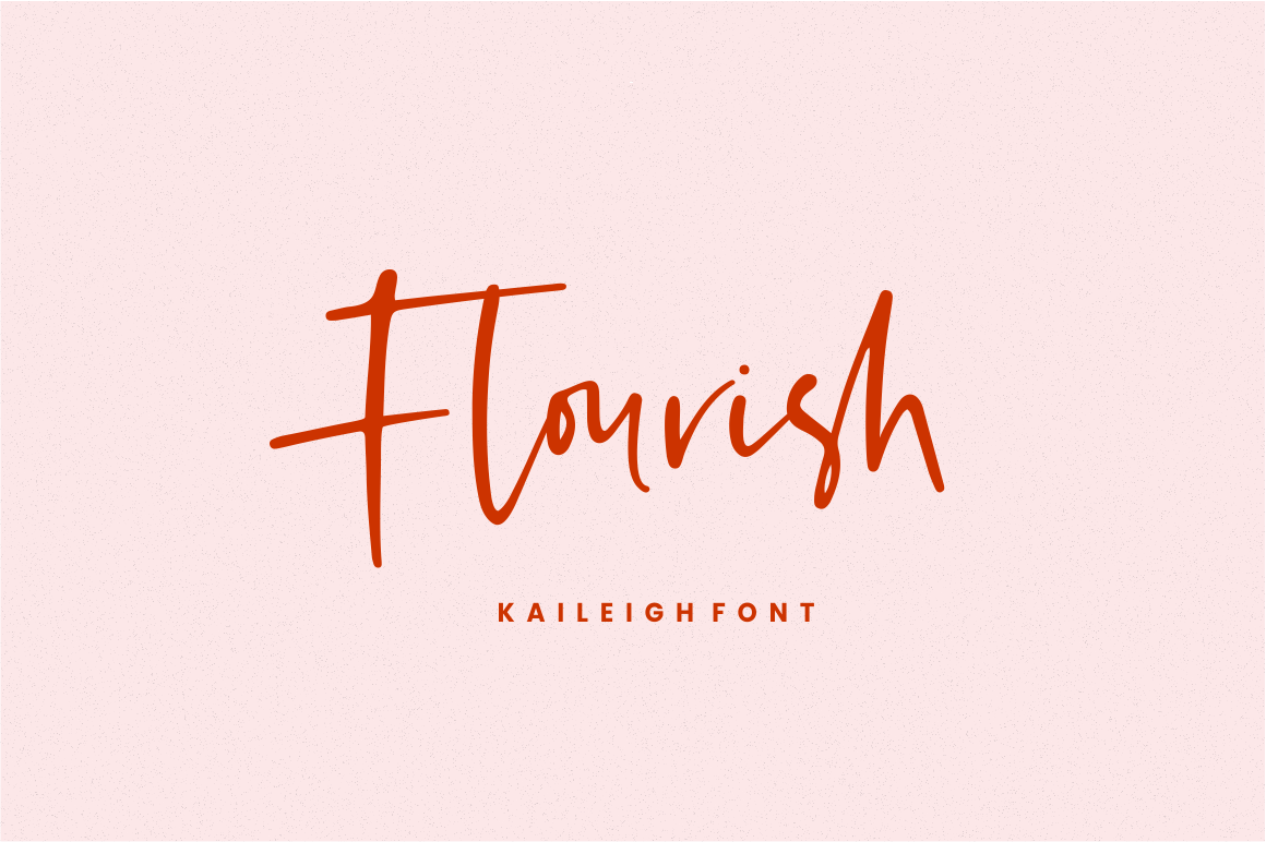Kaileigh - Casual Script example image 10