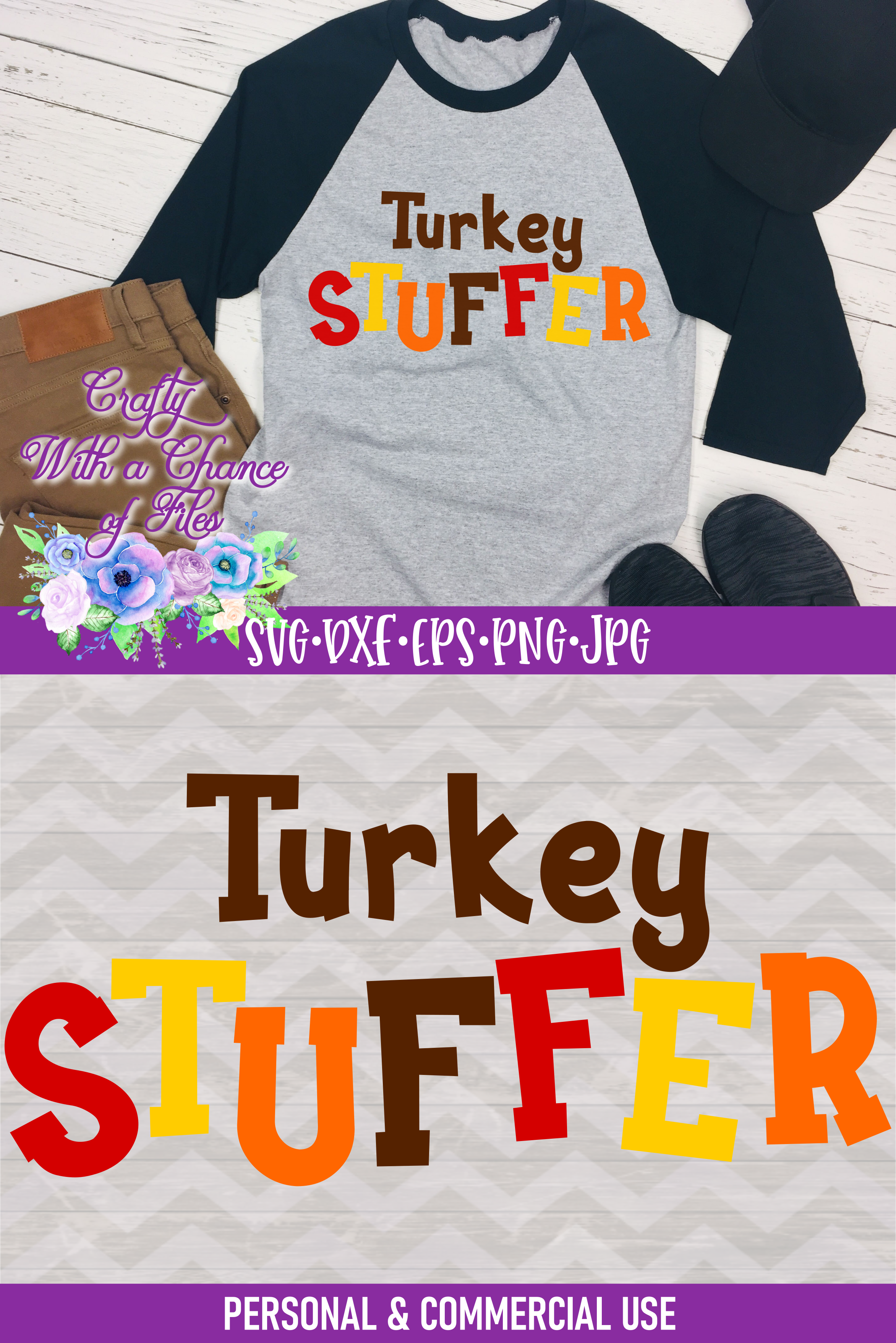 Thanksgiving SVG | Turkey Stuffer SVG | Funny Dad to Be SVG example image 4